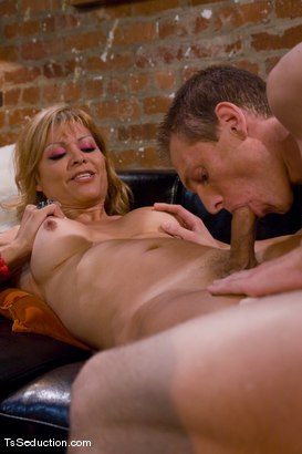 Photo number 7 from Bored Housewife and the freshman wrestler <br> Introducing Johanna B. shot for TS Seduction on Kink.com. Featuring Johanna B and Johnny in hardcore BDSM & Fetish porn.