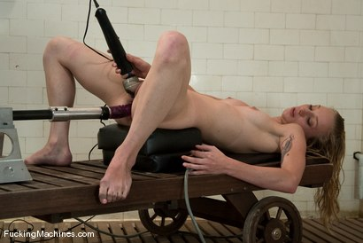 Photo number 7 from AMATEUR GIRL FRIDAYS - CATRINA shot for Fucking Machines on Kink.com. Featuring Catrina Cummings in hardcore BDSM & Fetish porn.