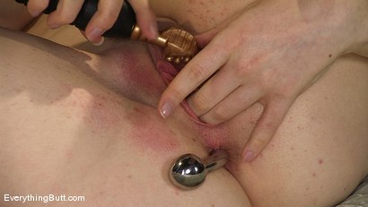 Photo number 10 from Anal Antics... Nicotine First time self ass fuck! shot for Everything Butt on Kink.com. Featuring Nicotine in hardcore BDSM & Fetish porn.