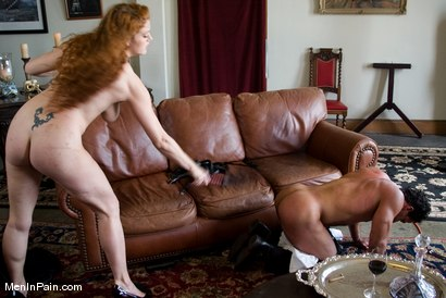 Photo number 8 from Using Lobo shot for Men In Pain on Kink.com. Featuring Sabrina Fox and Lobo in hardcore BDSM & Fetish porn.