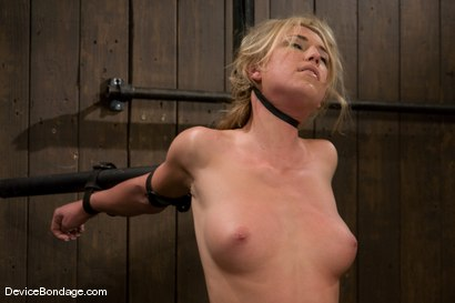 Photo number 11 from Mason<br>Former All-American Track Star<br>Local Amateur Girl shot for Device Bondage on Kink.com. Featuring Mason in hardcore BDSM & Fetish porn.