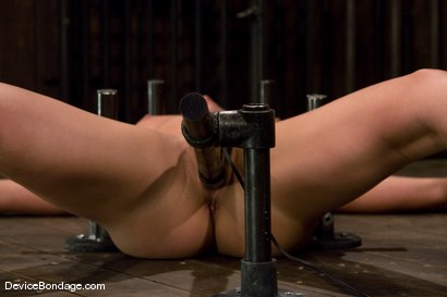 Photo number 11 from Mason<br>The Girl From Next Door shot for Device Bondage on Kink.com. Featuring Mason in hardcore BDSM & Fetish porn.