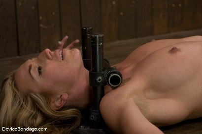Photo number 4 from Mason<br>The Girl From Next Door shot for Device Bondage on Kink.com. Featuring Mason in hardcore BDSM & Fetish porn.