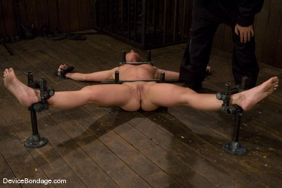 Photo number 5 from Mason<br>The Girl From Next Door shot for Device Bondage on Kink.com. Featuring Mason in hardcore BDSM & Fetish porn.