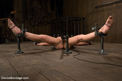 Photo number 9 from Mason<br>The Girl From Next Door shot for Device Bondage on Kink.com. Featuring Mason in hardcore BDSM & Fetish porn.