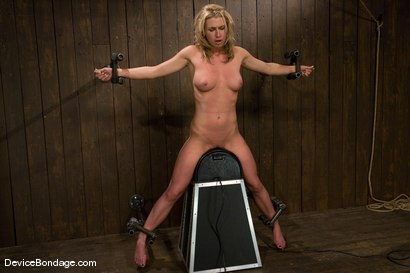 Photo number 10 from Mason<br>Former college track star bound on sybian made to cum. shot for Device Bondage on Kink.com. Featuring Mason in hardcore BDSM & Fetish porn.