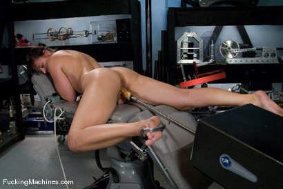 Photo number 10 from AMATEUR GIRL FRIDAYS <br> Eadie Sexwick shot for Fucking Machines on Kink.com. Featuring Eadie Sexwick in hardcore BDSM & Fetish porn.