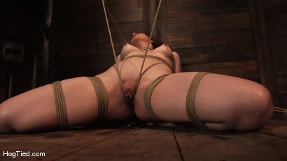 Photo number 5 from Carmen... Anal Whore with a flair shot for Hogtied on Kink.com. Featuring Carmen Stark in hardcore BDSM & Fetish porn.