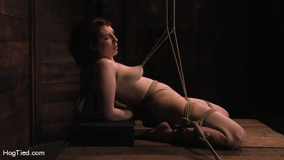 Photo number 6 from Carmen... Anal Whore with a flair shot for Hogtied on Kink.com. Featuring Carmen Stark in hardcore BDSM & Fetish porn.