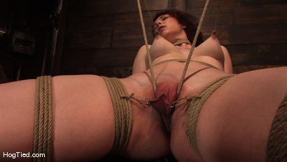 Photo number 8 from Carmen... Anal Whore with a flair shot for Hogtied on Kink.com. Featuring Carmen Stark in hardcore BDSM & Fetish porn.