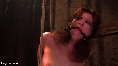 Photo number 13 from Kimberee Cline: Trades pain for pleasure just to Cum! shot for Hogtied on Kink.com. Featuring Kimberlee Cline in hardcore BDSM & Fetish porn.
