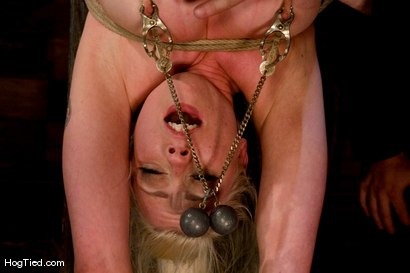 Photo number 11 from FEAR:  The trial & tribulations of Lorelei Lee shot for Hogtied on Kink.com. Featuring Lorelei Lee in hardcore BDSM & Fetish porn.