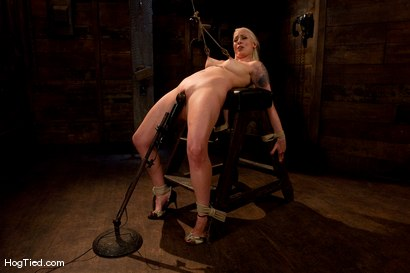 Photo number 5 from FEAR:  The trial & tribulations of Lorelei Lee shot for Hogtied on Kink.com. Featuring Lorelei Lee in hardcore BDSM & Fetish porn.