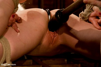 Photo number 7 from FEAR:  The trial & tribulations of Lorelei Lee shot for Hogtied on Kink.com. Featuring Lorelei Lee in hardcore BDSM & Fetish porn.
