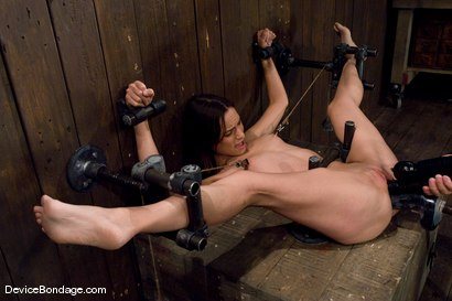 Photo number 12 from Amber Rayne<br>Anal Violation shot for Device Bondage on Kink.com. Featuring Amber Rayne in hardcore BDSM & Fetish porn.