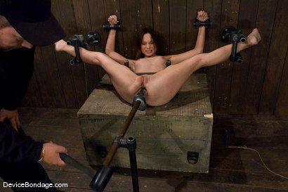 Photo number 13 from Amber Rayne<br>Anal Violation shot for Device Bondage on Kink.com. Featuring Amber Rayne in hardcore BDSM & Fetish porn.