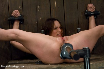 Photo number 14 from Amber Rayne<br>Anal Violation shot for Device Bondage on Kink.com. Featuring Amber Rayne in hardcore BDSM & Fetish porn.