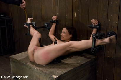 Photo number 6 from Amber Rayne<br>Anal Violation shot for Device Bondage on Kink.com. Featuring Amber Rayne in hardcore BDSM & Fetish porn.
