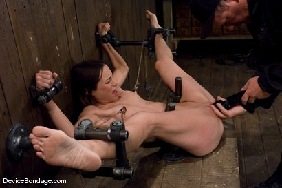 Photo number 9 from Amber Rayne<br>Anal Violation shot for Device Bondage on Kink.com. Featuring Amber Rayne in hardcore BDSM & Fetish porn.