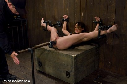 Photo number 10 from Amber Rayne<br>Anal Violation shot for Device Bondage on Kink.com. Featuring Amber Rayne in hardcore BDSM & Fetish porn.