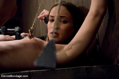 Photo number 8 from Amber Rayne<br>Anal Violation shot for Device Bondage on Kink.com. Featuring Amber Rayne in hardcore BDSM & Fetish porn.