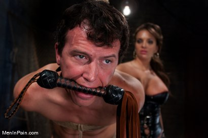 Photo number 6 from Beauty and Dogboy shot for Men In Pain on Kink.com. Featuring Nika Noire and Derrick P. in hardcore BDSM & Fetish porn.