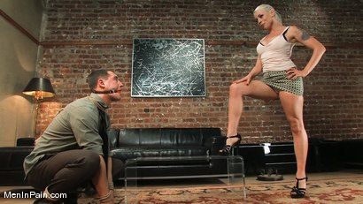 Photo number 1 from Please a woman's ass shot for Men In Pain on Kink.com. Featuring Lorelei Lee and Curt Wooster in hardcore BDSM & Fetish porn.