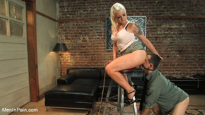 Photo number 3 from Please a woman's ass shot for Men In Pain on Kink.com. Featuring Lorelei Lee and Curt Wooster in hardcore BDSM & Fetish porn.