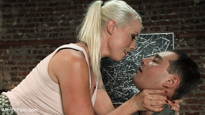 Photo number 4 from Please a woman's ass shot for Men In Pain on Kink.com. Featuring Lorelei Lee and Curt Wooster in hardcore BDSM & Fetish porn.