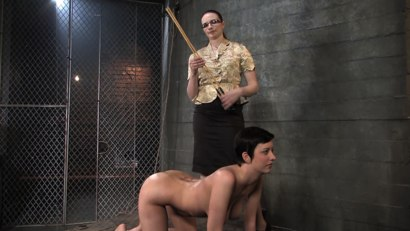 Photo number 2 from Caning 101 with Claire Adams shot for Kink University on Kink.com. Featuring Claire Adams and Cherry Torn in hardcore BDSM & Fetish porn.