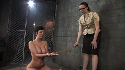Photo number 13 from Caning 101 with Claire Adams shot for Kink University on Kink.com. Featuring Claire Adams and Cherry Torn in hardcore BDSM & Fetish porn.