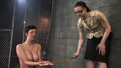 Photo number 14 from Caning 101 with Claire Adams shot for Kink University on Kink.com. Featuring Claire Adams and Cherry Torn in hardcore BDSM & Fetish porn.