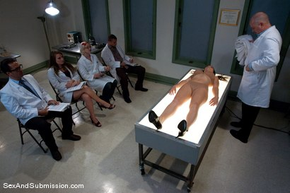 Photo number 3 from The Clone shot for Sex And Submission on Kink.com. Featuring Harmony, Mark Davis, Beverly Hills and Mr. Pete in hardcore BDSM & Fetish porn.