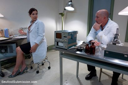 Photo number 1 from The Clone shot for Sex And Submission on Kink.com. Featuring Harmony, Mark Davis, Beverly Hills and Mr. Pete in hardcore BDSM & Fetish porn.