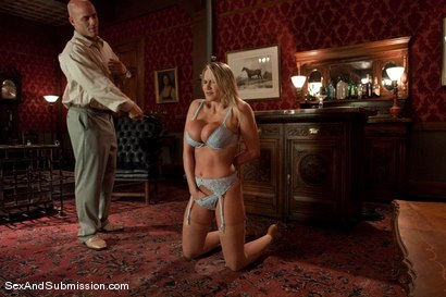 Photo number 2 from Alanah Rae: Purchased shot for Sex And Submission on Kink.com. Featuring Derrick Pierce and Alanah Rae in hardcore BDSM & Fetish porn.