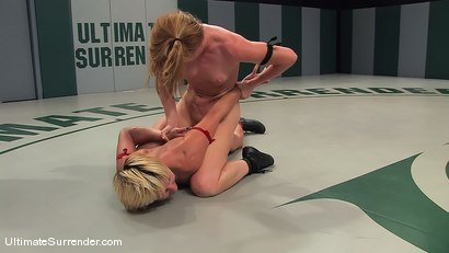Photo number 10 from SUMMER VENGEANCE TOURNAMENT MATCH UP! <br>AMI EMERSON VS VENDETTA shot for Ultimate Surrender on Kink.com. Featuring Ami Emerson and Vendetta in hardcore BDSM & Fetish porn.