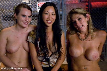 Photo number 15 from Hookers Revenge shot for Whipped Ass on Kink.com. Featuring Harmony, Tia Ling and Felony in hardcore BDSM & Fetish porn.