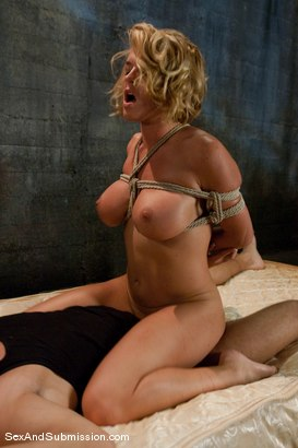 Photo number 9 from Krissy Lynn shot for Sex And Submission on Kink.com. Featuring Mr. Pete and Krissy Lynn in hardcore BDSM & Fetish porn.
