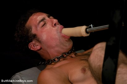 Photo number 11 from The Ass Master and DJ shot for Butt Machine Boys on Kink.com. Featuring DJ in hardcore BDSM & Fetish porn.