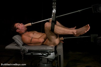 Photo number 9 from The Ass Master and DJ shot for Butt Machine Boys on Kink.com. Featuring DJ in hardcore BDSM & Fetish porn.