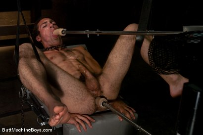 Photo number 10 from The Ass Master and DJ shot for Butt Machine Boys on Kink.com. Featuring DJ in hardcore BDSM & Fetish porn.