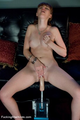 Photo number 13 from Marie McCray - The strong silent type  shot for Fucking Machines on Kink.com. Featuring Marie McCray in hardcore BDSM & Fetish porn.