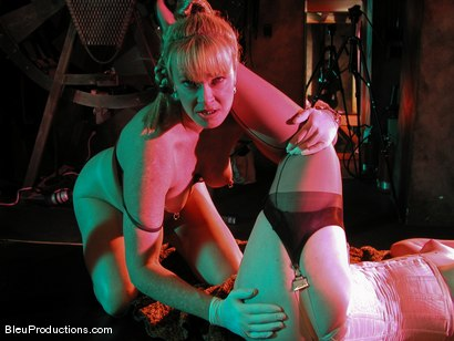 Photo number 12 from Tight Security shot for Bleu Films on Kink.com. Featuring  in hardcore BDSM & Fetish porn.