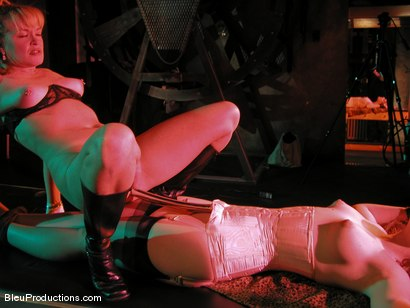 Photo number 13 from Tight Security shot for Bleu Films on Kink.com. Featuring  in hardcore BDSM & Fetish porn.