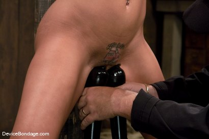 Photo number 7 from Mason Moore   Huge Tits, Huge Orgasms. shot for Device Bondage on Kink.com. Featuring Mason Moore in hardcore BDSM & Fetish porn.