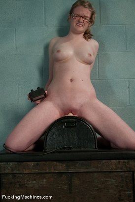 Photo number 14 from AMATEUR GIRL FRIDAYS <br> Ivy shot for Fucking Machines on Kink.com. Featuring Ivy Mokhov in hardcore BDSM & Fetish porn.