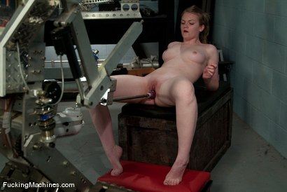 Photo number 8 from AMATEUR GIRL FRIDAYS <br> Ivy shot for Fucking Machines on Kink.com. Featuring Ivy Mokhov in hardcore BDSM & Fetish porn.