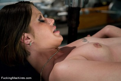 Photo number 4 from AMATEUR GIRL FRIDAYS  Oynx shot for Fucking Machines on Kink.com. Featuring Onyx in hardcore BDSM & Fetish porn.