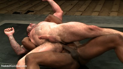 Photo number 6 from Dak Ramsey vs Race Cooper shot for Naked Kombat on Kink.com. Featuring Race Cooper and Dak Ramsey in hardcore BDSM & Fetish porn.