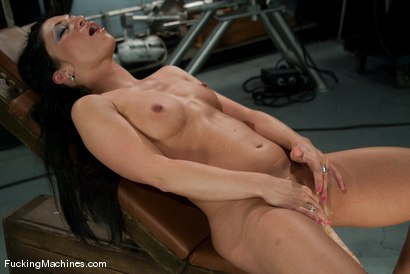 Photo number 3 from AMATEUR GIRL FRIDAYS  Charolette shot for Fucking Machines on Kink.com. Featuring Charolette Bloom in hardcore BDSM & Fetish porn.